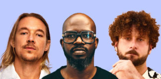 black coffee diplo never gonna forget