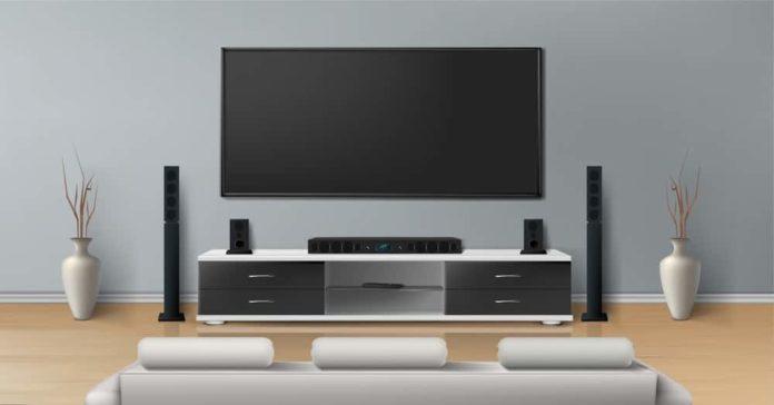 home entertainment system ideas