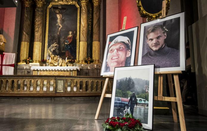 avicii stockholm memorial