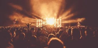 hosting your own music festival