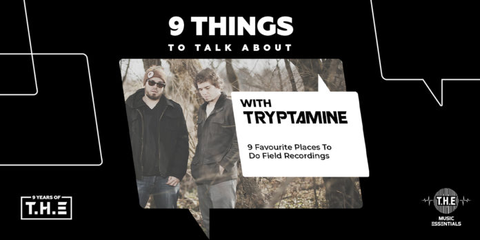 Tryptamine interview