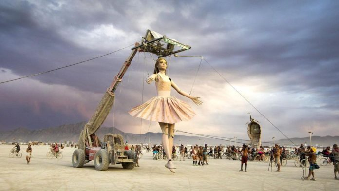 burning man 2021 theme