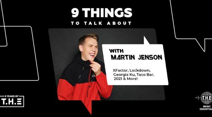 martin jensen interview
