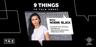 noemi black interview