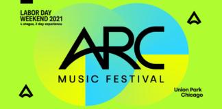 arc music festival lineup