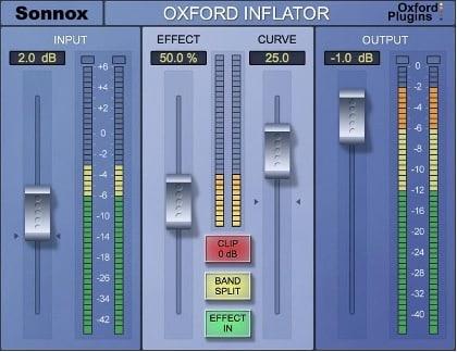 moodshift oxford inflator