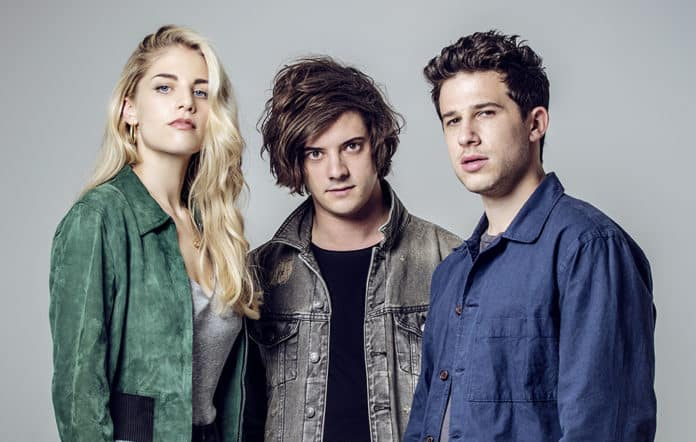 london grammar Californian soil