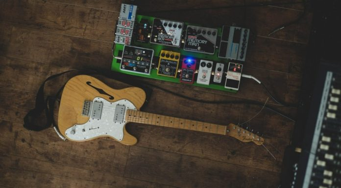 guitar pedals guide