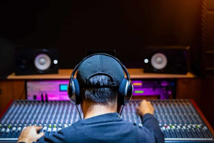 audio mastering music