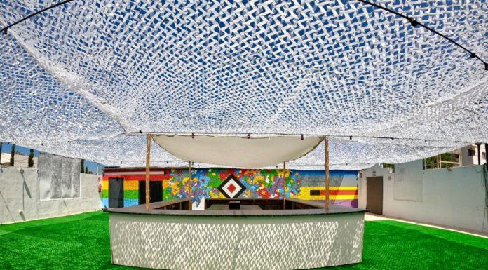 octan ibiza roof - terrace
