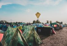 things to pack for a music festival