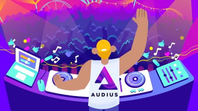 audius streaming service